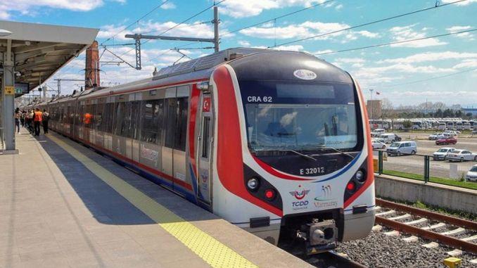 marmarayda station notfall bosaltin ankündigen