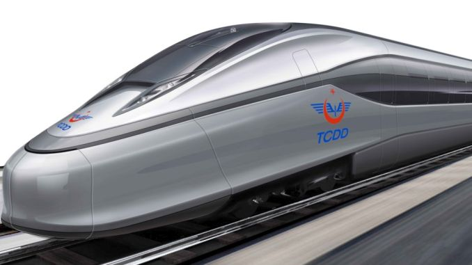 national high speed train production tulomsasin not the national cause of Eskisehir