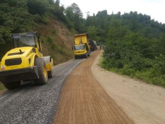 asphalt season in the army began quickly