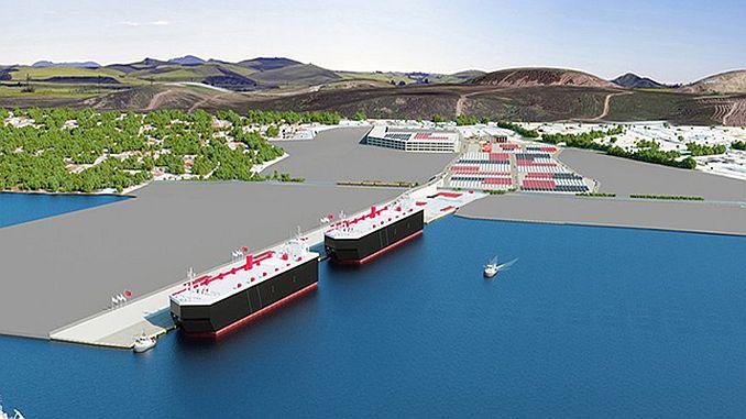 Oyak holding anuncia resultados da licitación do porto de korfez