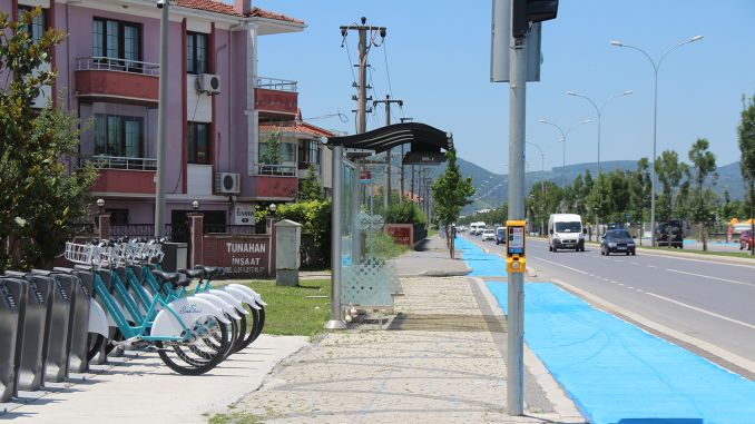 cycling routes in sakaria