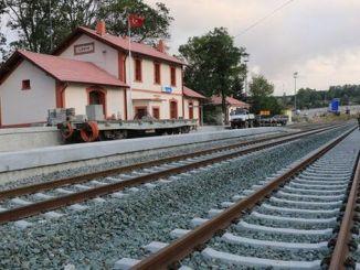 samsun sivas kalin railway line renewed