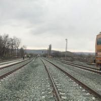 Самсун Сивас Толстая железная дорога вновь открывается