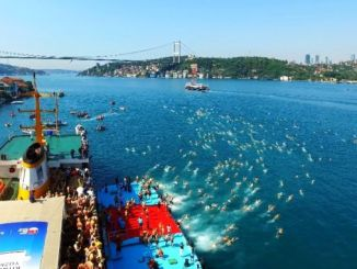 samsung bogazici countdown started in the intercontinental swimming race