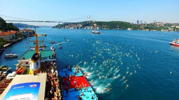 अंतर-महाद्वीपीय तैराकी दौड़ में सैमसंग बोगाज़ीकी उलटी गिनती शुरू हुई