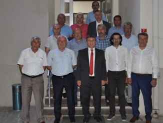 sivas demirspor club board meeting was held