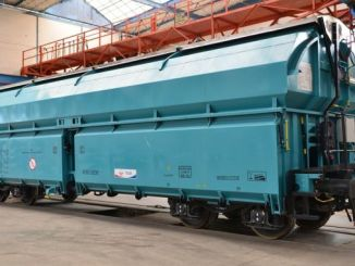 freight wagons produced in medium will be sent to Azerbaijani