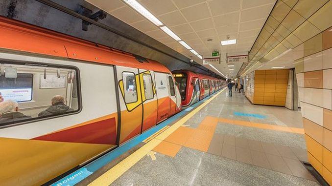 sultanbeyli metro works started