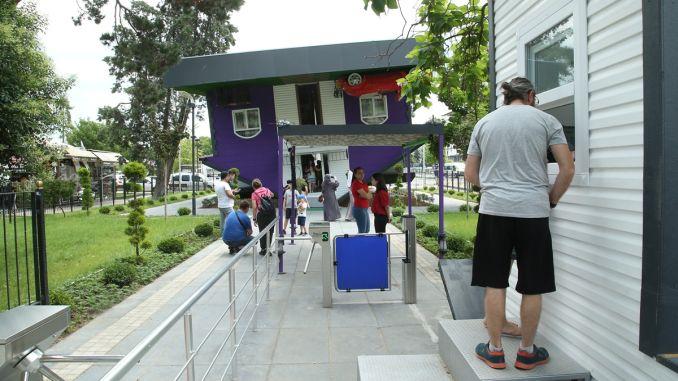 عكس المنزل يرى اهتماما كبيرا من المواطنين
