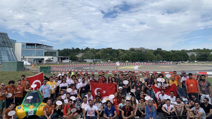 türkische Studenten haben das sicherste Fahrzeug in Europa produziert