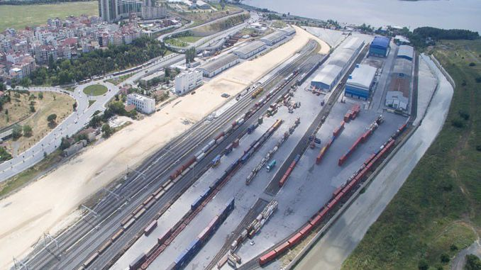 turkey and in the world at logistics centers
