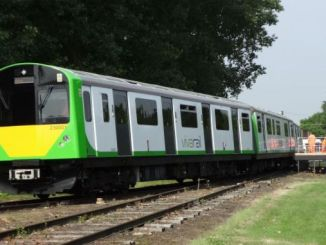 vivarail aculu railway wins environmental award
