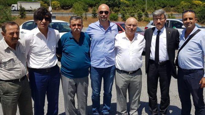 yolder corluda did not leave members alone