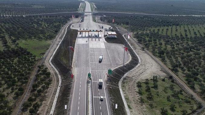 Iastanbul Izmir Otabani Total Toll