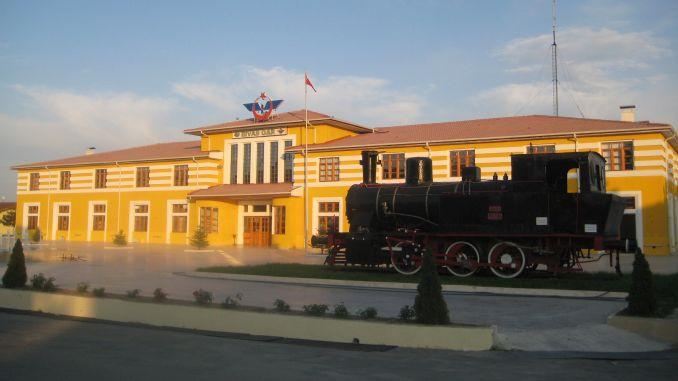 Sivas Train Station