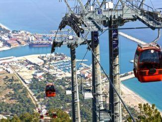 vacaciones en Antalya se disfrutarán en las instalaciones sociales