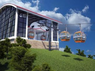 babadag ropeway project