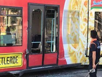 walnutbagda δεξαμενόπλοιο τραμ