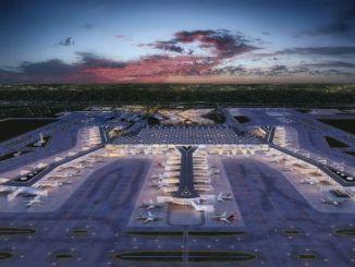 dhl expressten istanbul Airport Фурудгоҳи миллион евро сармоягузорӣ