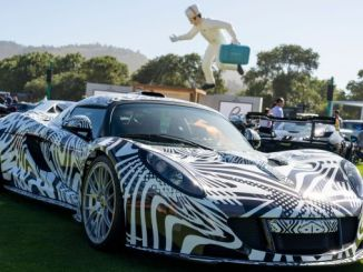 the world's most luxurious and rare cars met in the quail