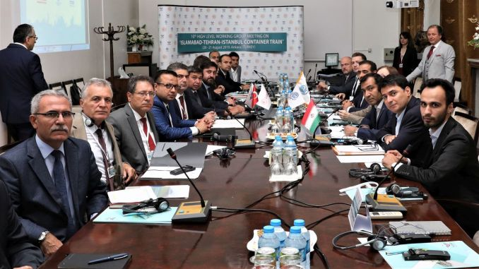 railway cooperation in the organization of economic cooperation