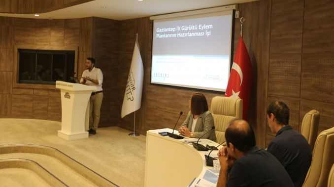gaziantep gurultu action plan calistayi