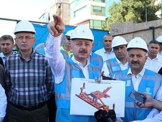 gebze darica metro project transferred to the ministry of transport and infrastructure