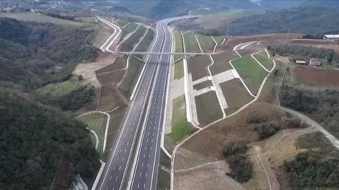 istanbul izmir motorway guzergahi