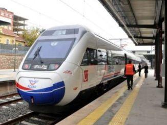 високошвидкісна залізниця Істанбул-Конія