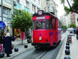 journey in history in istanbul moda tram