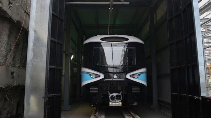 Was ist die neueste Situation in Kabatas Mahmutbey U-Bahn-Projekt