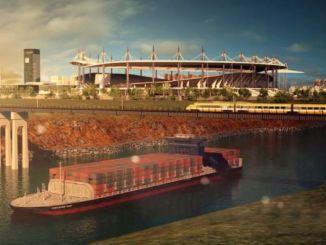 Проектот за каналот истанбул започнува август голем