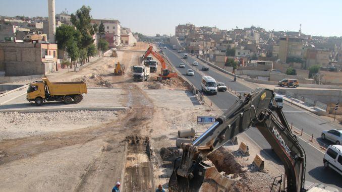 karakoyun junction buyuksehir took over work accelerated