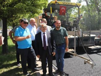renewing roads in kayseride
