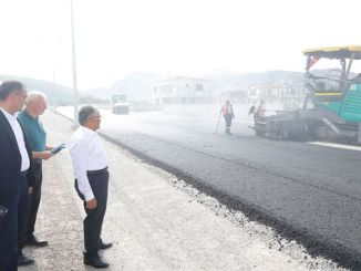 Quality and Comfort of Roads are Increasing in Kayseri