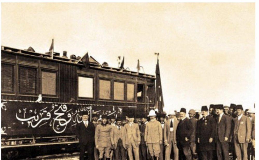 Ottoman Railways