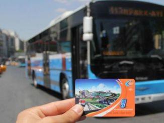 Ankarakart razdoblje započinje u rujnu u privatnim javnim autobusima