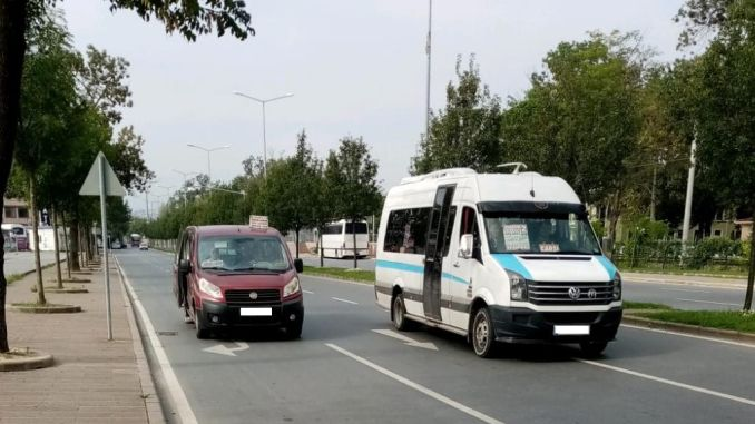 checks for public transport in sakaria continue