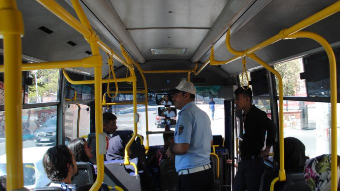 sanliurfada urban transportation vehicles air conditioning control