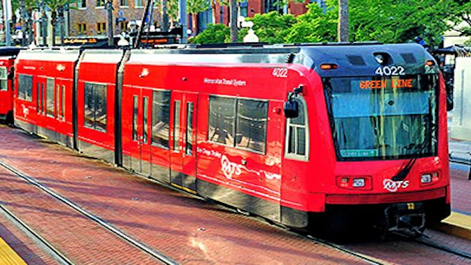 San Diego Tramvay Temin İhalesini Siemens Kazandı