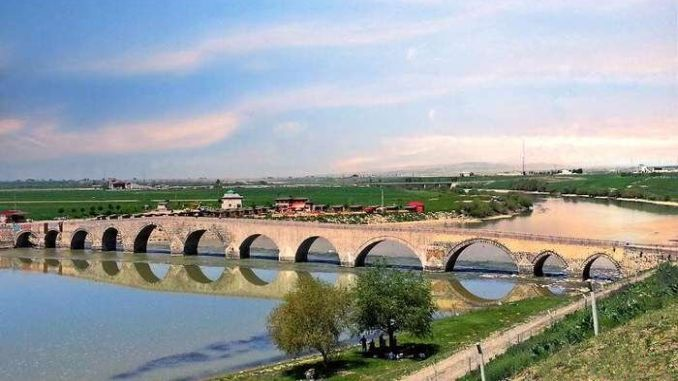 historic murat koprusu tourism will be won