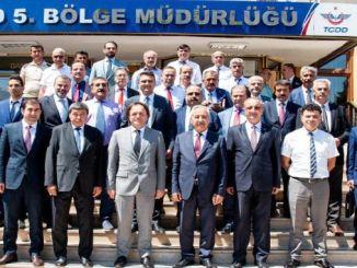 tcdd գլխավոր տնօրեն համապատասխան մարզ mudurlugunde