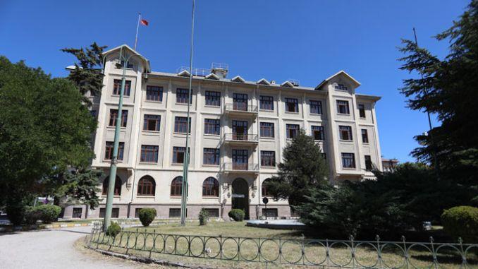 tcdd ankaradakı tarixi binası satılmır