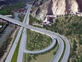 trabzon legal boulevard works on