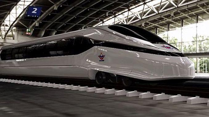 turkiyede nationella hastigheten inte produceras på andra ställen än tåget Eskisehir