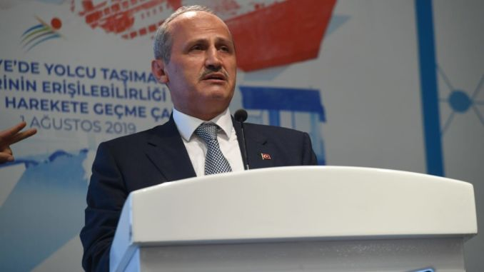 Доступність Workshop пасажирського транспорту turkiyede проведені