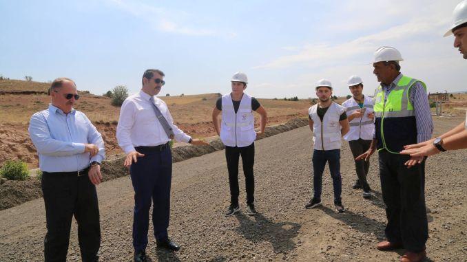 губернатор айхан сивас анкара йх құрылыс зерттеулерінде табылды