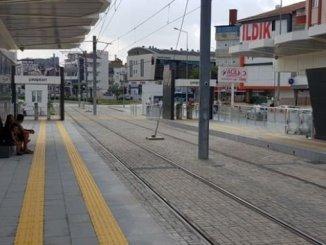 varsak otogar tramvay duraklarinda vatandas nereye oturacak
