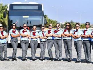 Počele su raditi ženske vozačice u Izmiru
