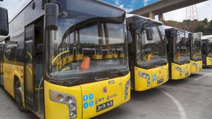 s bus stops and guzergahi